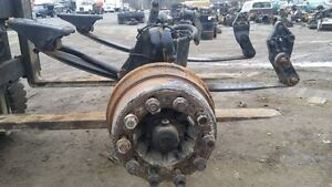 Spicer front axle from 2007 Freightliner CST120