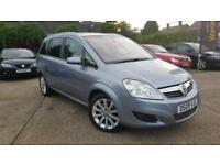 2009 VAUXHALL ZAFIRA ELITE 1.9CDTi*7 SEATS*LEATHER*ONE OWNER*LOW MILEAGE