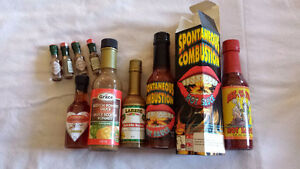 Hot Sauce Collection Cambridge Kitchener Area image 7
