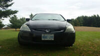 2004 HONDA ACCORD EX-L COUPE *FULLY LOADED* *183,000KMS*