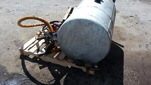 Hydraulic Tank and Pump Assembly