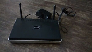 (D-LINK)DIR-615 Wireless N300 Router