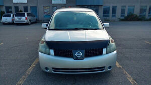 2004 Nissan Quest mag Fourgonnette, fourgon