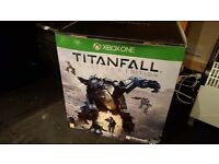 Xbox one Titanfall collectors edition