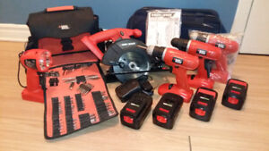 KIT OUTIL NEUF BLACK AND DECKER