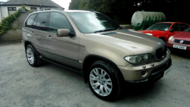 image for 05 Auto BMW X5 Sport Diesel 5 Dr MOT 14/11/21 Leather Very Nice Car