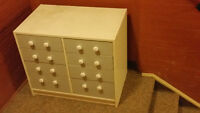 Premium wood cabinet with 8 drawers! Perfect condition!