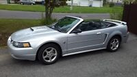 2004 Ford Mustang mustang spécial édition Cabriolet