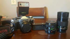 Canon AE-1 Program kit