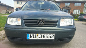 Volkswagen Jetta Fully loaded - Cuir, Sunroof, touch screen