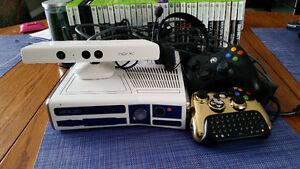 Xbox 360 Star Wars Ed. 320GB + 2 Controllers + Acc. + 31 Games