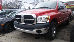 2008 Dodge Power Ram 1500 SUPER CLEAN Pickup Truck
