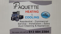 Furnace repair $75,15%off first appointment