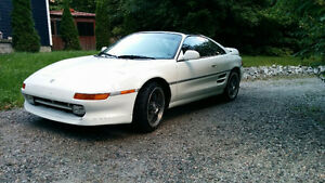1993 Toyota MR2 Turbo Coupe (2 door)