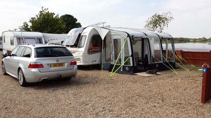 Sunncamp Airvolution Ultima 390 Plus Air Porch Awning | in ...