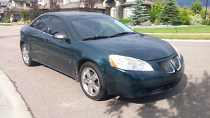 2007 Pontiac G6 GT - Automatic/Drives Well