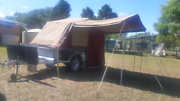Bushmans camper cyclone offroad trailer Toowoomba Toowoomba City Preview