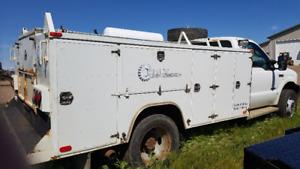 2007 F550 Diesel service truck for sale.  $ 5000.