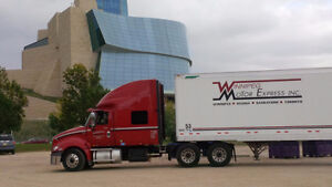 """COMPANY DRIVERS   """"WANTED""""  CAN/USA"""