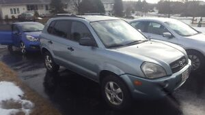 2006 Hyundai Tucson SUV, Crossover SOLD PENDING PAYMENT