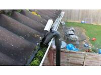 GUTTER CLEANING & REPAIRING