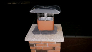 Chimney Cap fireplace