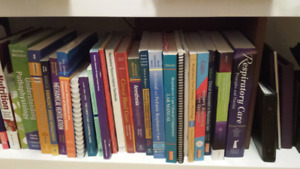 First Year Respiratory Therapy Textbooks