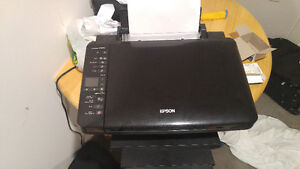 Wireless (&/or wired) Epison All-in-One Printer/Scanner/Copier