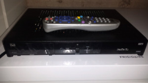 Bell expressvu hd receiver and remote