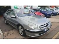 2004 (53) PEUGEOT 607 2.2 SE HDI 4DR AUTOMATIC