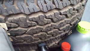 2x 225/70R14 Timberline A/T Neuf New West Island Greater Montréal image 1