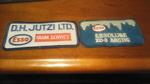 Esso patches