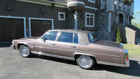 1983 Cadillac Fleetwood in pristine condition.