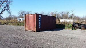 Good Shape 20&40 foot Storage\Shipping Containers for Sale