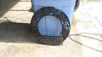 Antique Stovepipe Ring Collar