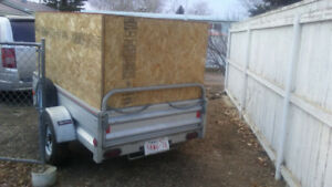 """2014 stirling trailer with 13"""" wheels"""
