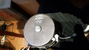 Shakespeare OK No 1824 Fly reel on Harnell 645 Pole