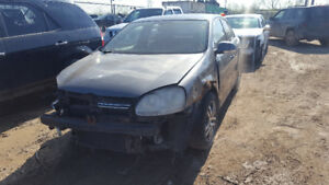 2006 JETTA.. JUST IN FOR PARTS AT PIC N SAVE! WELLAND
