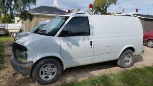 2005 Chevrolet Astro Minivan, Van