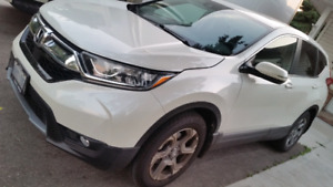 2018 Honda CRV, 247 by weekly for 81 months,