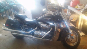 2007 boulevard 1500 c90 like new excellent condition