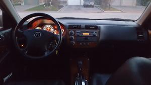Acura 1.7EL 2004 Leathers, Sunroof, Loaded Aero Kit ************