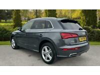Audi Q5 3.0 TDI Quattro S Line 5dr Tip (Panoramic Glass Ro Auto Estate Diesel Au