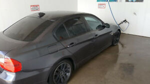 2008 BMW 323i, clean inside outside, sold with safety certificat