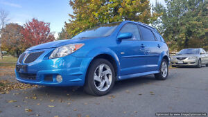 2007 Pontiac Vibe SUNROOF/LEATHER Hatchback