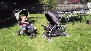 Baby trend jogger et sit'n stand