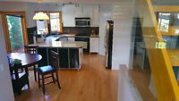 room for rent in executive house in Cougar Creek from March 1st