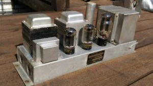 Looking for old tube amps vacuum tubes large speakers hifi etc