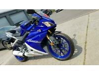 2017 17 AMAHA YZFR125 ABS 1k MILES YZFR R125 R 125 HPI CLEAR LEARNER SPORTS