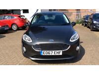 2017 Ford Fiesta 1.1 Zetec (Nav) 3dr Manual Petrol Hatchback